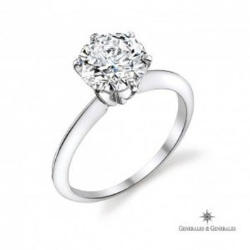 2.37ct Diamond Solitaire Engagement Ring