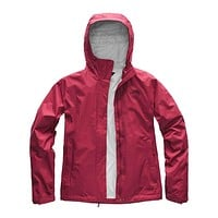 Women's Venture 2 Jacket in Rumba Red by The North Face
