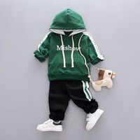 2018 new autumn active casual kid suit children baby boy clothing girl boys clothing baby girl baby boy clothes clothing set