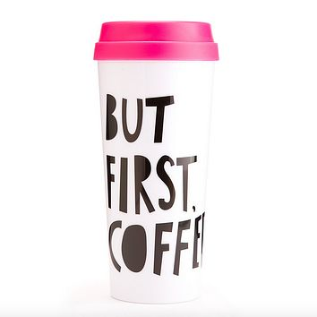 Ban.do - But First, Coffee Hot Stuff Thermal Mug