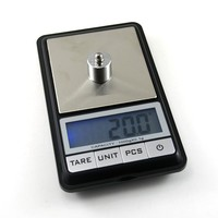 Slim LCD Digital Dietary Kitchen Scale Jewelry Weighing Scales Multiple Function Electronic Digital Pocket Household Scale