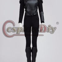 Cosplaydiy Custom Made The Hunger Games Katniss Everdeen Costume Adult Women's Superhero Outfit Cosplay Costume