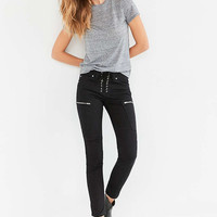 BDG Lorrie Lace-Up Skinny Moto Pant - Urban Outfitters