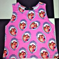 SWEET LORD O'MIGHTY! CLUELESS CROP TANK