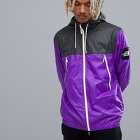 The North Face 1990 Seasonal Mountain Jacket in Purple at asos.com
