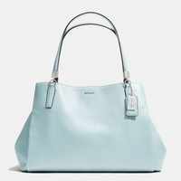 MADISON CAFE CARRYALL IN LEATHER