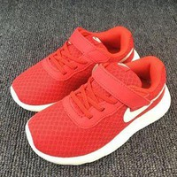 Tagre™ nike girls boys children baby toddler kids child breathable sneakers sport shoes number 3