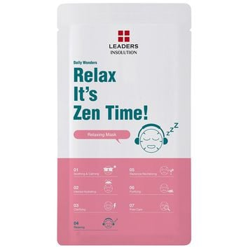 DAILY WONDERS RELAX IT'S ZEN TIME!
