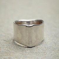 Echoes of Culture Womens Omen Wide Ring