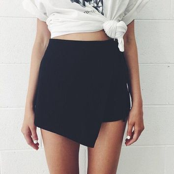 Hot Shorts Sexy Women High Waist Short Pants  Summer Casual  Beach Fashion  Women Clothes 2017 NewAT_43_3