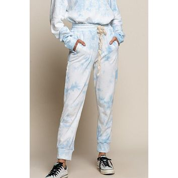 PCH Cruise Tie Dye Joggers