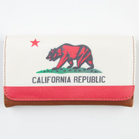California Republic Wallet White Combo One Size For Women 23105516701
