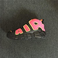 """Nike Air More Uptempo """"Hot Punch"""" Sneaker Shoe"""