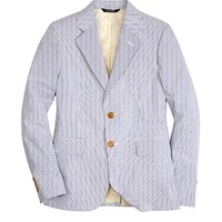 Seersucker Prep Jacket - Brooks Brothers