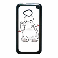 Hello I Love Baymax HTC One M7 Case