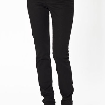 Cheap Monday Tight Black Skinny Jeans