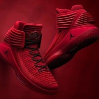 Air Jordan XXX2 'Rosso Corsa' Gym Red/Black For Sale