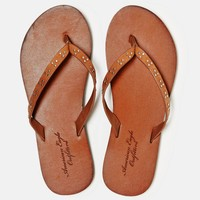 AEO Studded Flip-Flop | American Eagle Outfitters