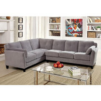 Haverick Fabric Sectional - Sears