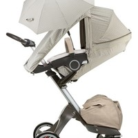 Infant Stokke Baby 'Xplory Stroller Summer Kit' Shade Set - Beige