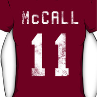 McCall Jersey / White Women's T-Shirt