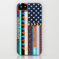 Boho America iPhone & iPod Case by Schatzi Brown   Society6