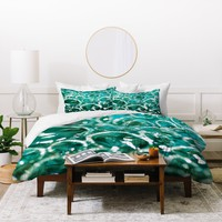 Lisa Argyropoulos Crocodile Tears Duvet Cover
