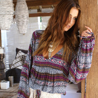 Montana Blouse by Le Salty Label