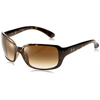Ray-Ban Square 0RB4068 Sunglasses for Womens