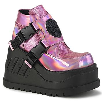 Stomp 15 Platform Goth Ankle Boots