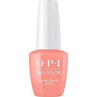 OPI GelColor - Are We There Yet? (Pastel) 0.5 oz - #GC105