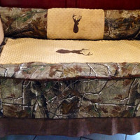 Camo hunting set in BROWN