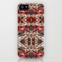 Human Pattern 2 iPhone & iPod Case by Barruf designs