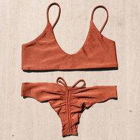 Bandage Fission Swimsuit Bikini Summer New Bikini Sets Women Bathing Suit