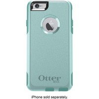 OtterBox - Commuter Series Case for Apple® iPhone® 6 Plus and 6s Plus - Aqua Sky