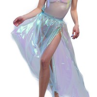 BB Blue Fairy Princess Skirt