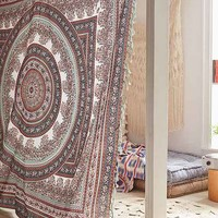 Magical Thinking Paisley Medallion Tapestry