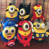 Despicable Me Minions Cosplay Plush Doll