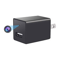 Wifi Mini Phone Charger Security Camera Recorder with Smartphone Live View