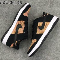 NIKE DUNK SB woven breathable casual fashion sneakers F-AHXF