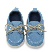 Baby Boy Boat Shoes