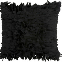 Claire Ruffle and Frill Decorative Pillow - Home Decor   Surya