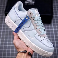 "Trendsetter Nike Air Force 1 Low ""Devin Booker"" Women Men Fashion Casual Low-Top Old Skool Shoes"