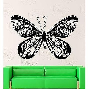 Wall Stickers Vinyl Decal Butterfly Pattern Beautiful Room Decor Home Unique Gift (ig1813)