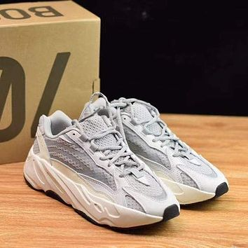 ADIDAS YEEZY 700 Tide brand men and women sports and leisure retro old shoes 3#