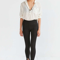 Silence + Noise Talia Split-Ankle Skinny Pant   Urban Outfitters