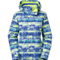 The North Face Women's Jackets & Vests Skiing/Snowboarding WOMEN'S STRAIGHT-SHOT JACKET