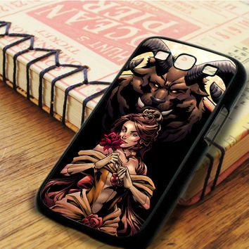 Beauty And The Beast Samsung Galaxy S3 Case