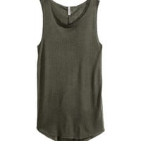 H&M Long Tank Top $14.95