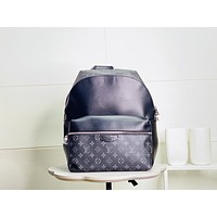 LV Louis Vuitton M30230DISCOVERY Discovery Shoulder Bag Lightwight Backpack Womens Mens Bag Travel Bags Suitcase Getaway Travel Luggage 40x30x20CM